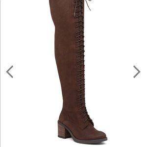 Lucky brand boot NWT